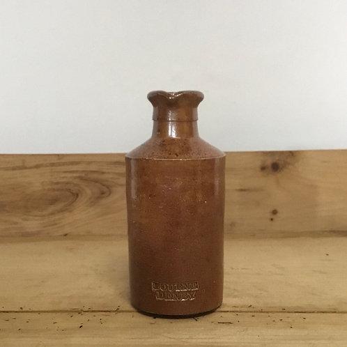 Victorian Glazed Stoneware Bottle