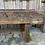 19th C. Carpenters Work Bench Kitchen Island
