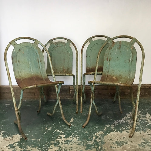 1950's Stak-a-Bye Chairs