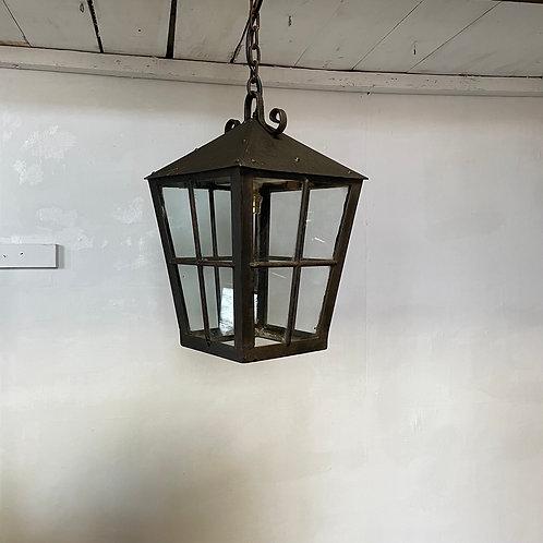 1930's/40's Hanging Lantern