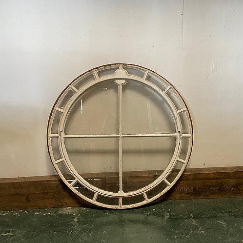 Victorian Cast Iron Window Frame