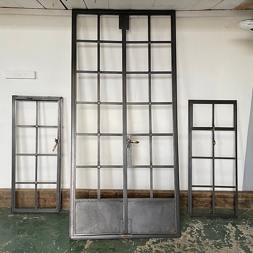 1930's Refurbished Crittall Door and Windows
