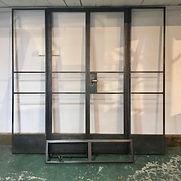 Refurbished 1950's Crittall Doors