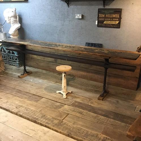 Victorian School Desk