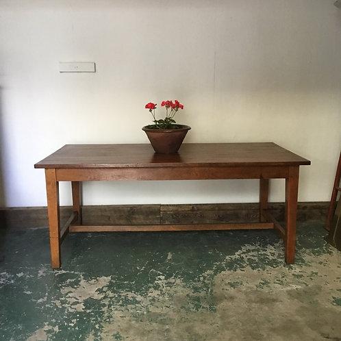 Vintage School Laboratory Table Dining Table