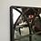 Cast Iron Window Mirror