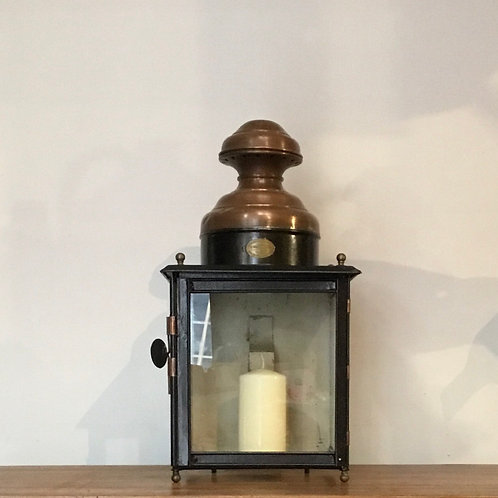 C.1900 French Candle Lantern