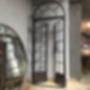 Art Deco Crittall Doors