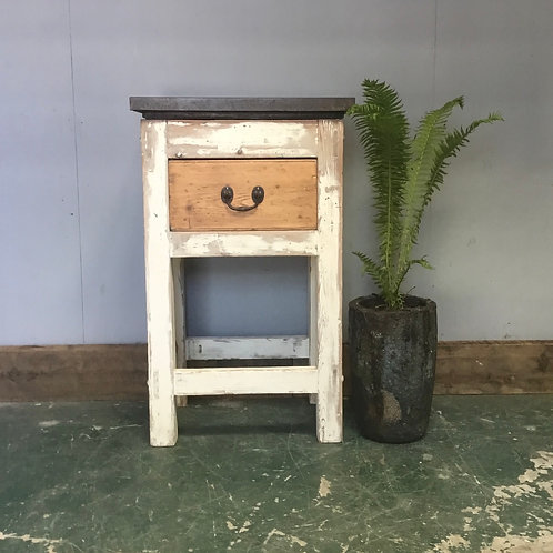 Victorian Pine Printers Table