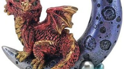 Dragon Crescent Red