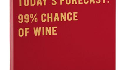 Forecast Wine Sign