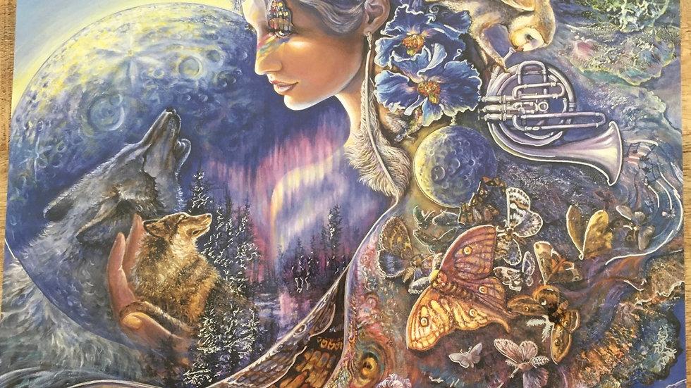 Celestial Journeys Calendar 2021 By Josephine Wall