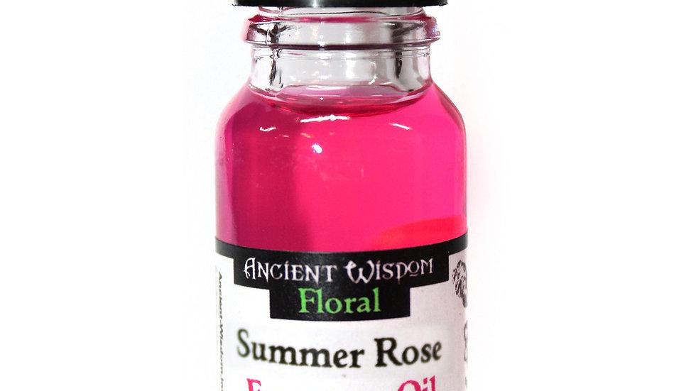 Summer Rose Fragrance Oil