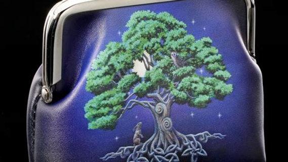 Lisa Parker Tree Of Life Purse