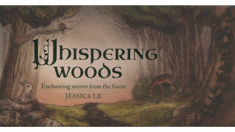 Whispering Woods Mini Cards