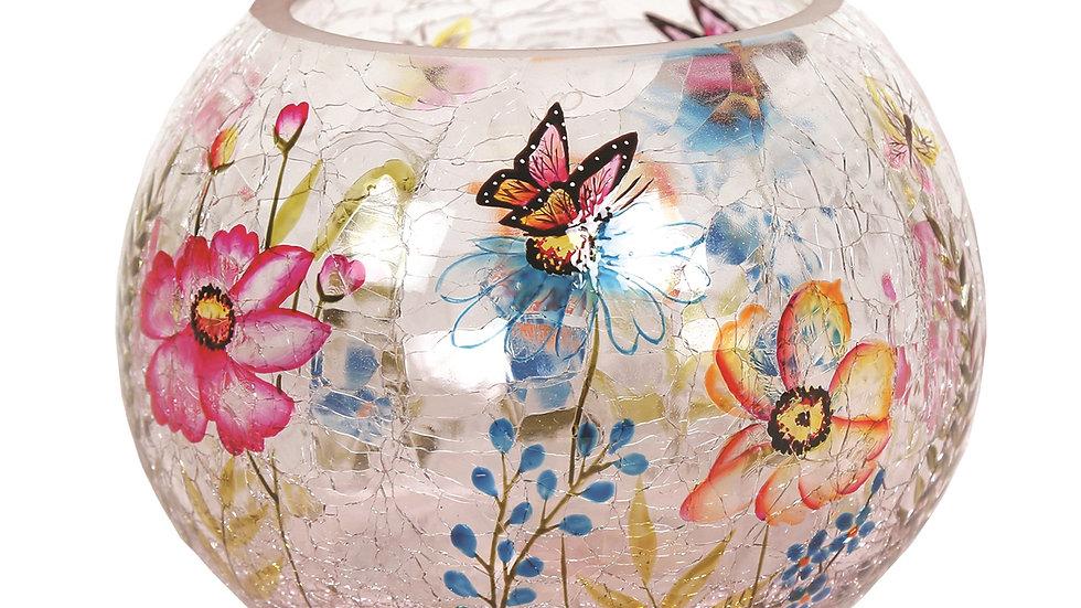 Butterfly Globe Tealight Holder
