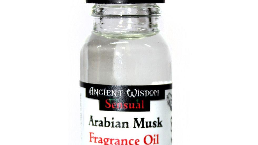 Arabian Musk Fragrance Oil