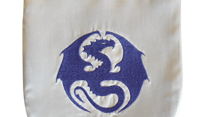 Dragon By Anne Stokes Tarot Bag