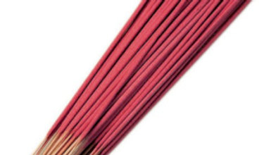 Hand Picked 35 Indian High Quality Incense Midnight Rose
