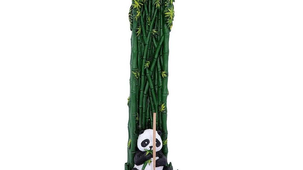 Panda Protection Incense Burner