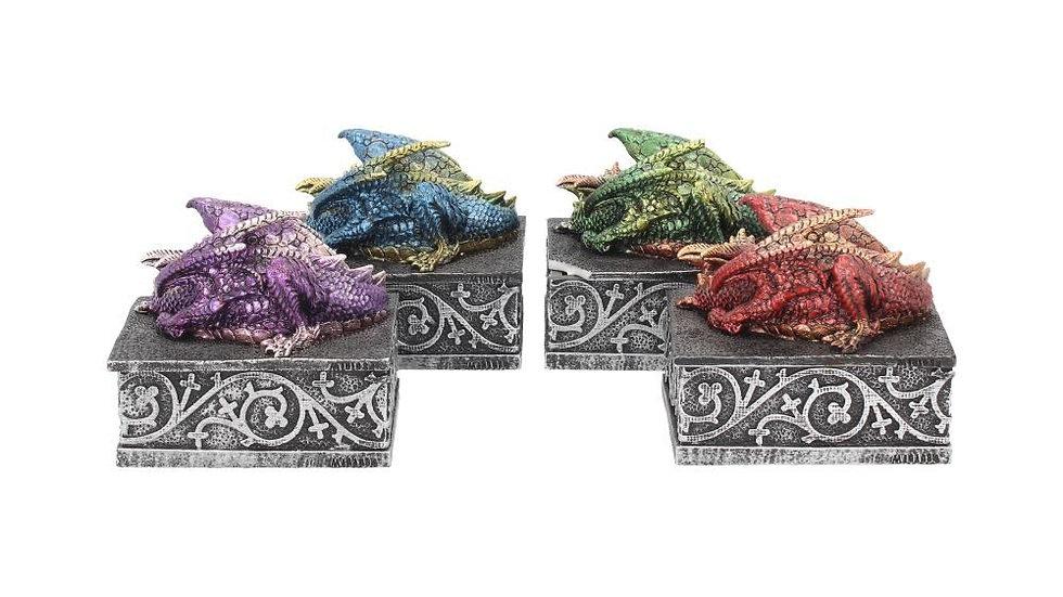 Dragon Safehold Box Red