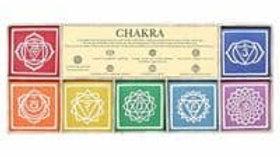 Chakra Candle Gift Set