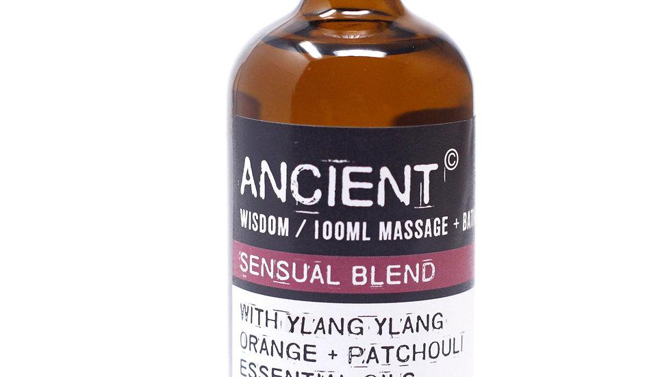 Sensual Blend Massage Oil + Bath Oil
