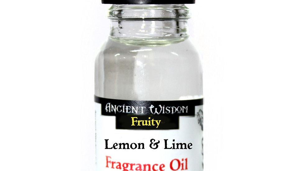 Lemon & Lime Fragrance Oil