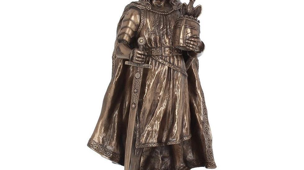 King Arthur Bronze 28cm