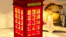 Telephone Box Light