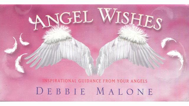 Debbie Malone Angel Wishes Mini Cards