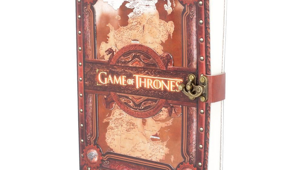 Game Of Thrones Large Seven Kingdoms Journal