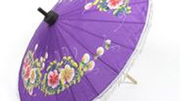Thai Parasol 28' Purple