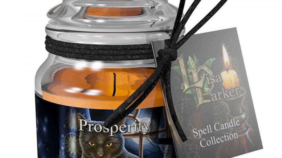 Lisa Parker Prosperity Candle