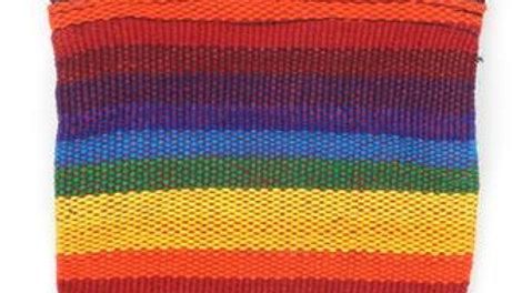 Small Rainbow Purse