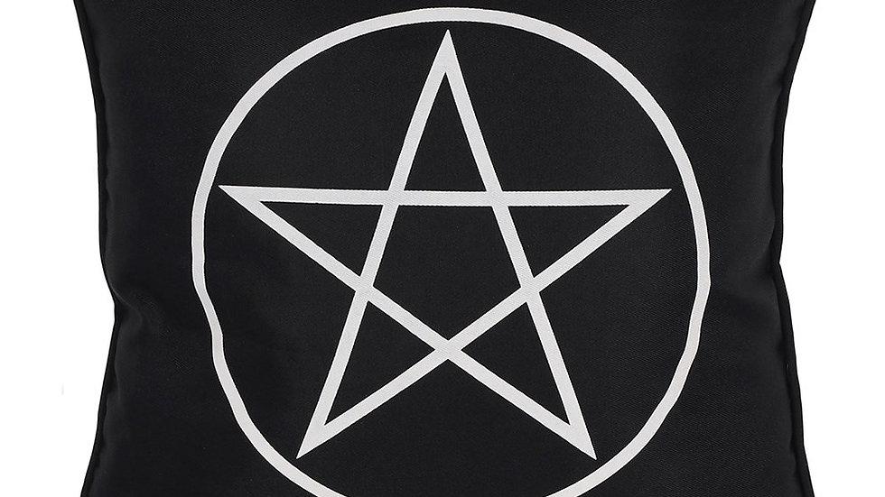 Pentagram Cushion