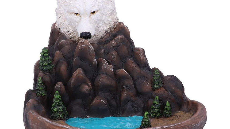 Wild Ridge Back Flow Incense Burner