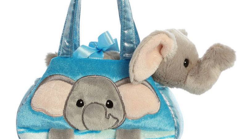Elephant In Bag