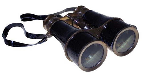 Filed Binoculars