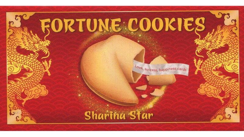 Fortune Cookies Mini Cards