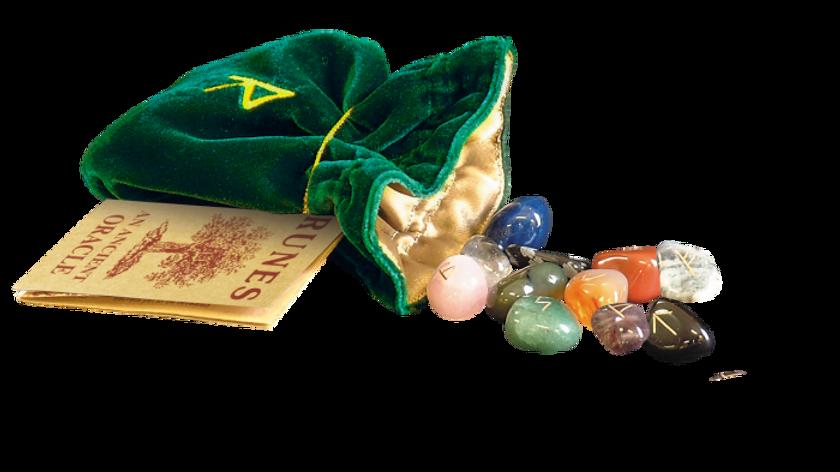 Rune Set Gemstone