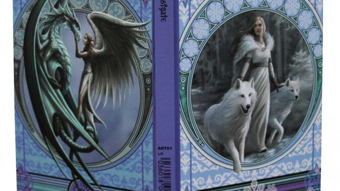 Winter Guardian Journal Anne Stokes