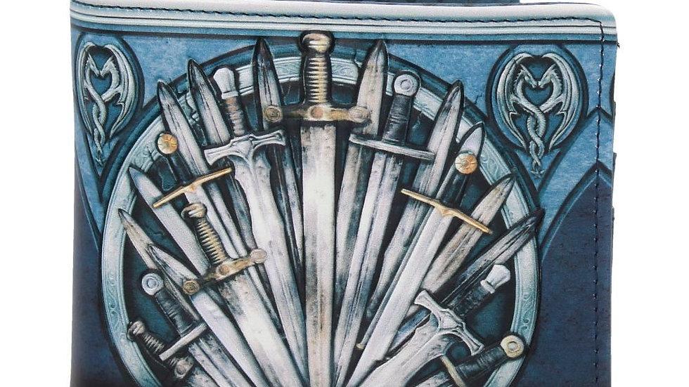 Wallet Medieval Sword