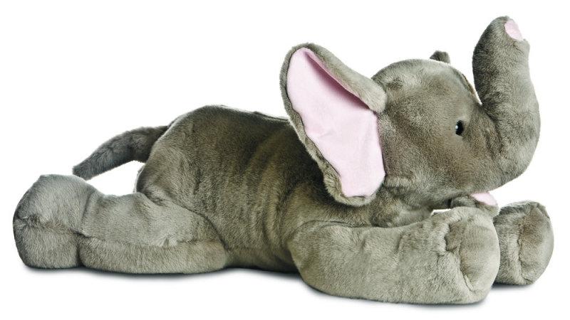 Super Flopsies Super Ellie Elephant 27in