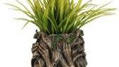 Green Man Plant Pot See Hear Speak No Evil