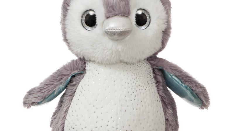 Lumi Grey Penguin 12in