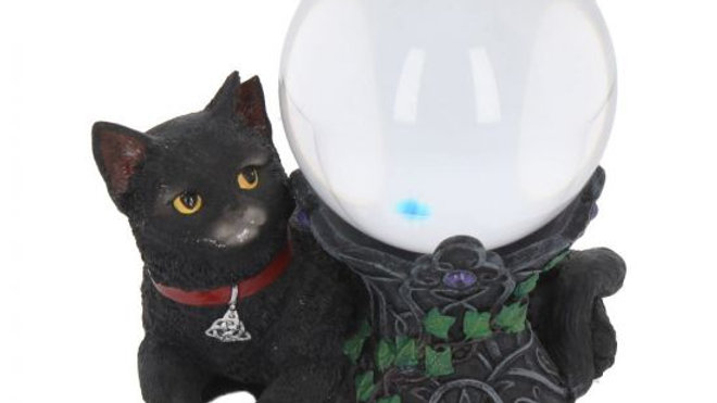 Cosmo Cat & Crystal Ball