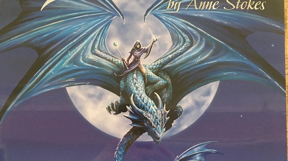 Dragons By Anne Stokes Calendar 2021
