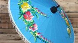 Thai Parasol 28' Blue