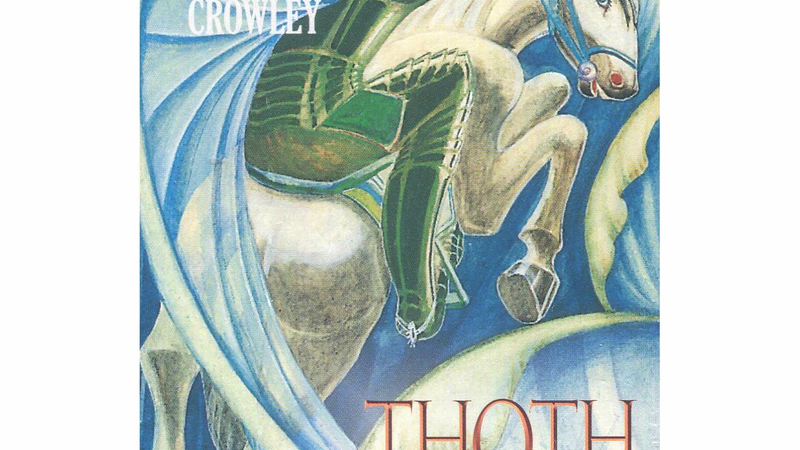 Crowley Thoth Tarot Smaller Size